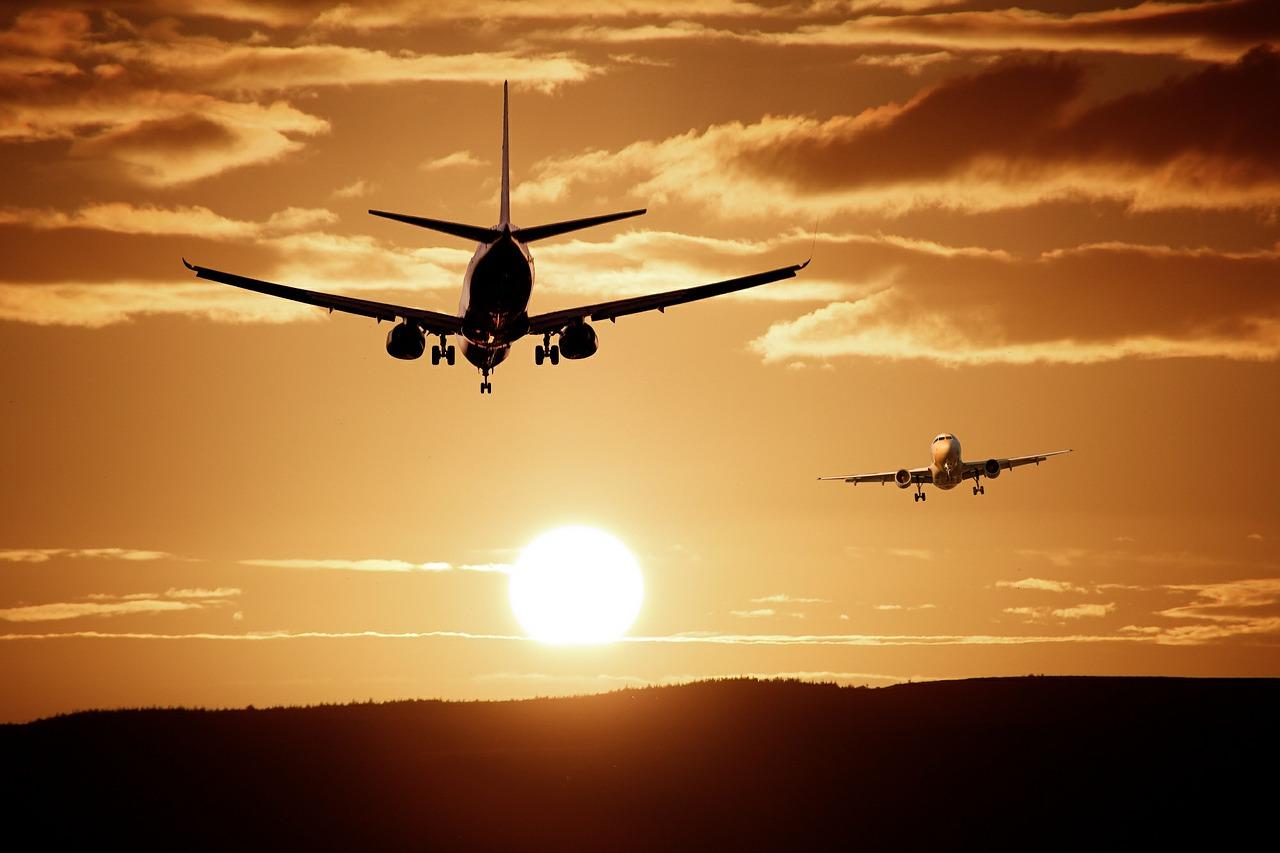 vakantie portugal vliegtuig